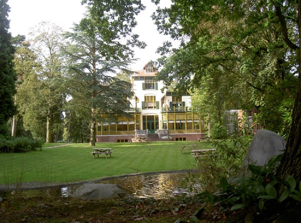 Masterplan witte huis hilversum nl redscape for Huis hilversum